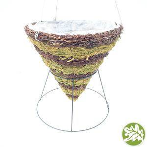 """Hanging Basket Cone 14"""""""